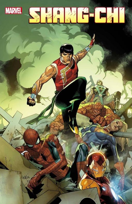 Shang Chi - Spiderman- Marvel comics. Noticia cómics - 002