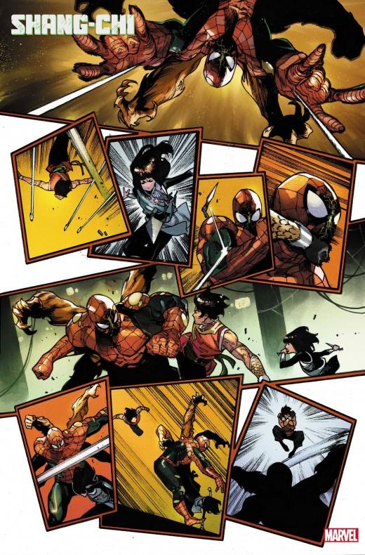 Shang Chi - Spiderman- Marvel comics. Noticia cómics - 006