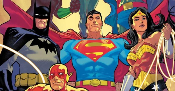 Justice League Infinity - DC Comics - Warner