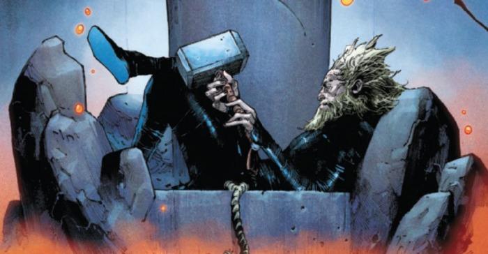 Donald Blake - Thor - Mjölnir