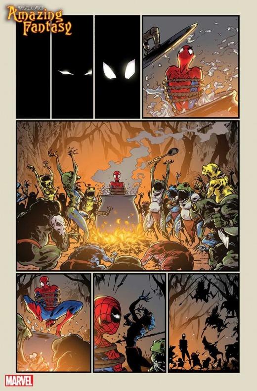 Amazing Fantasy - Marvel