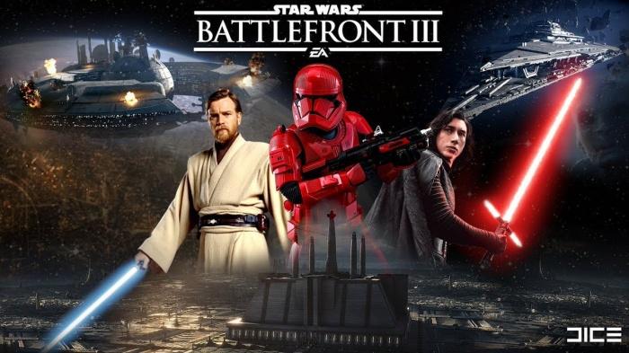 Star Wars Battlefront 3 2