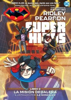Super Hijos 2 portada