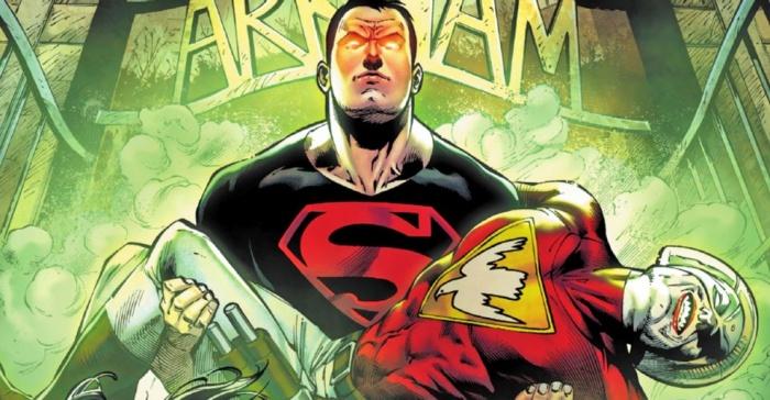Superboy - Escuadrón Suicida