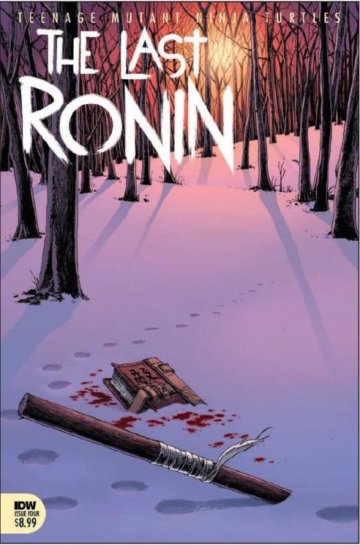 The Last Ronin #4