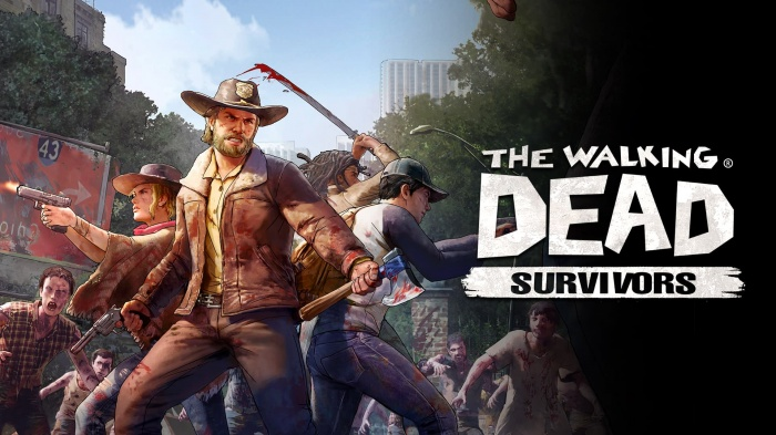 The Walking Dead Survivors Main Banner Art