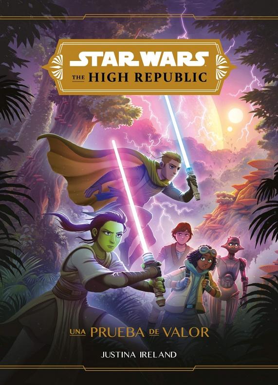 Una prueba de valor High Republic