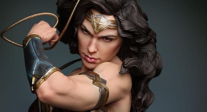 Wonder Woman Queen Studios