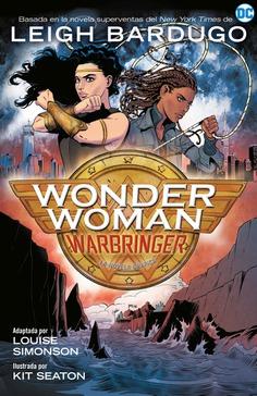 Wonder Woman Warbinger