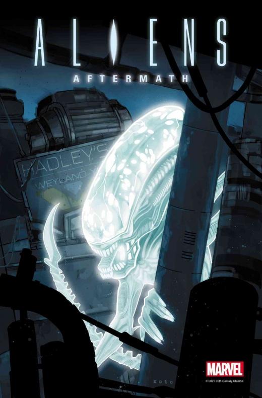 Marvel aliens: aftermath