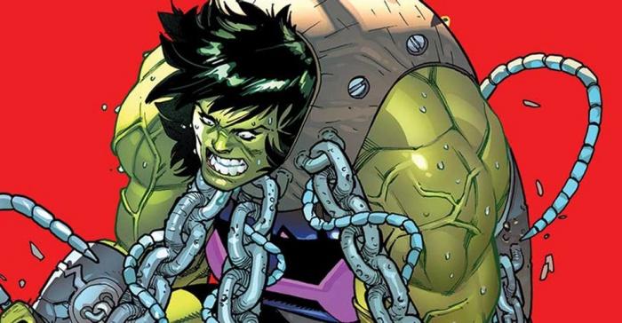Marvel - Vengadores - World War She-hulk
