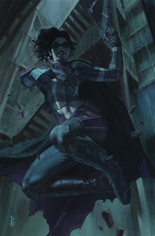 Cazadora - Batman Secret Files