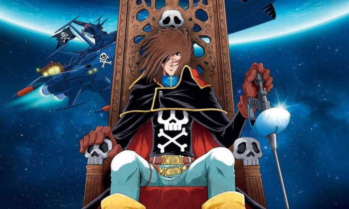 Capitán Harlock - Ablaze Publishing