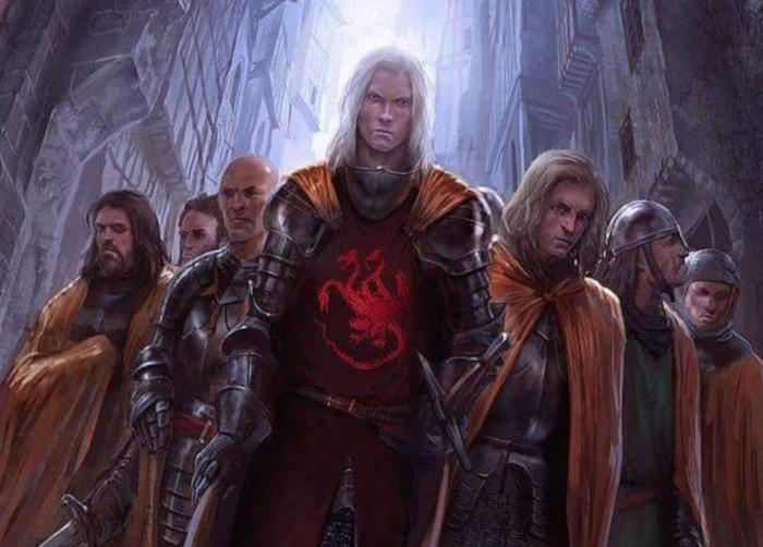 House of the Dragon - Juegos de Tronos