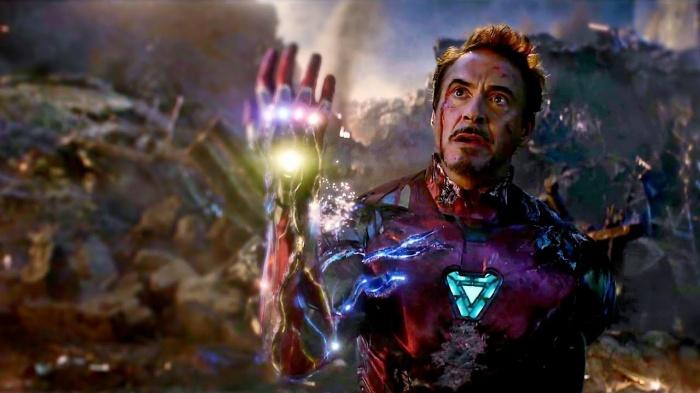 Endgame - Vengadores - Robert Downey JrRobert
