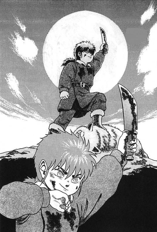 Oh-Roh-Den - Buronson - Kentaro Miura - Panini Cómics