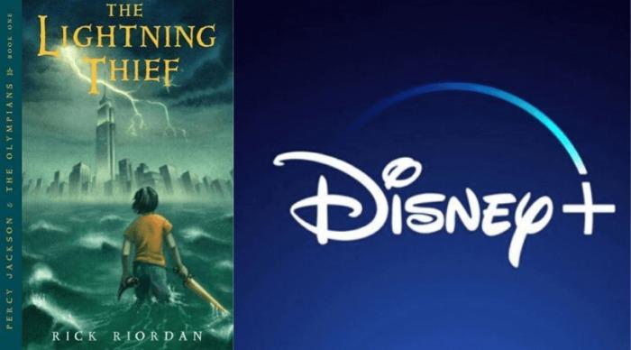 Percy Jackson - serie - Disney+ - Rick Riordan