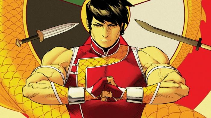 shang chi comics marvel 2286185