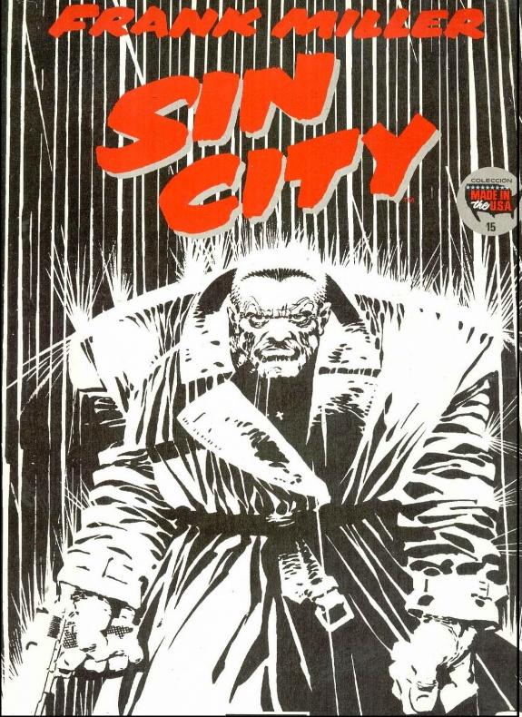 Sin City - Frank MIller - Dark Horse Comics