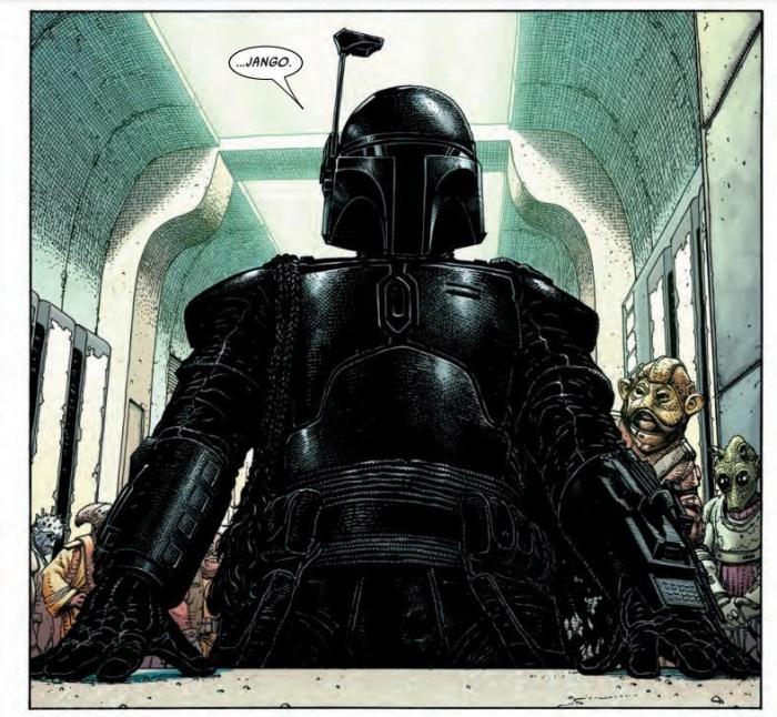 Boba Fett - Star Wars: Wars of the Bounty Hunters
