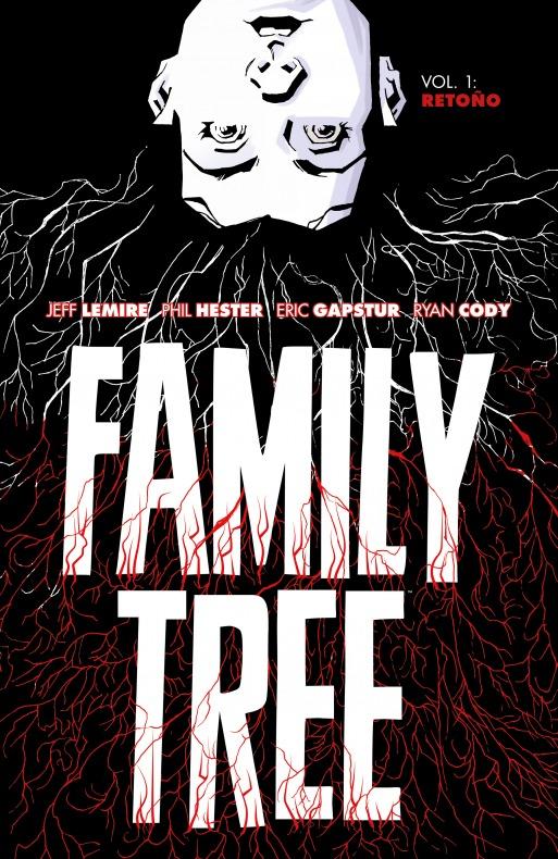 Family Tree - Jeff Lemire