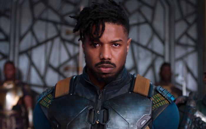 Michael B. Jordan - Black Panther