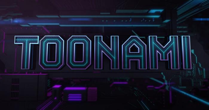 Toonami - 7 animes