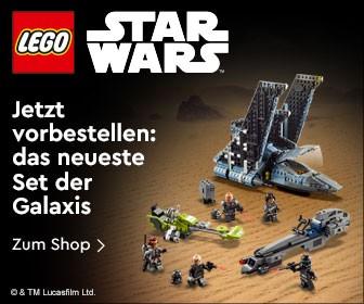 LEGO - Star Wars: La remesa mala