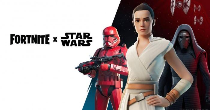 Fortnite - Star Wars - Epic Games - 4 de mayo - Disney