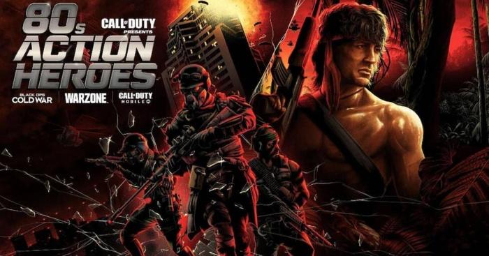 Warzone - Call of Duty - Rambo - John McClane