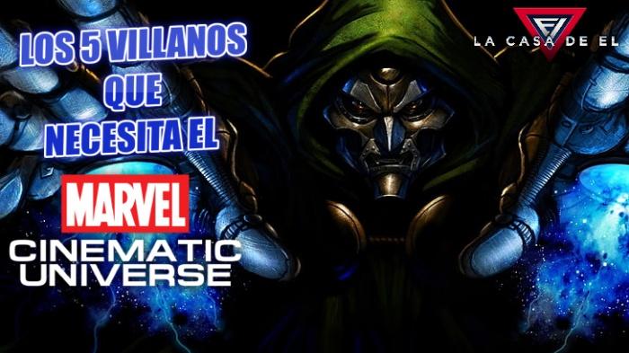 Villanos - Marvel