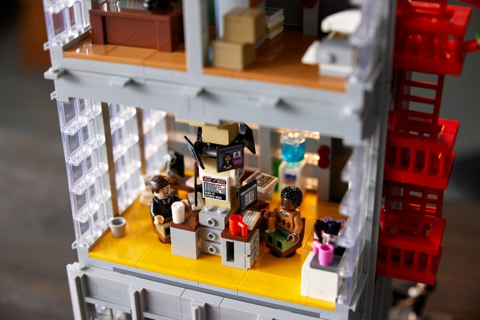 Daily Bugle - LEGO