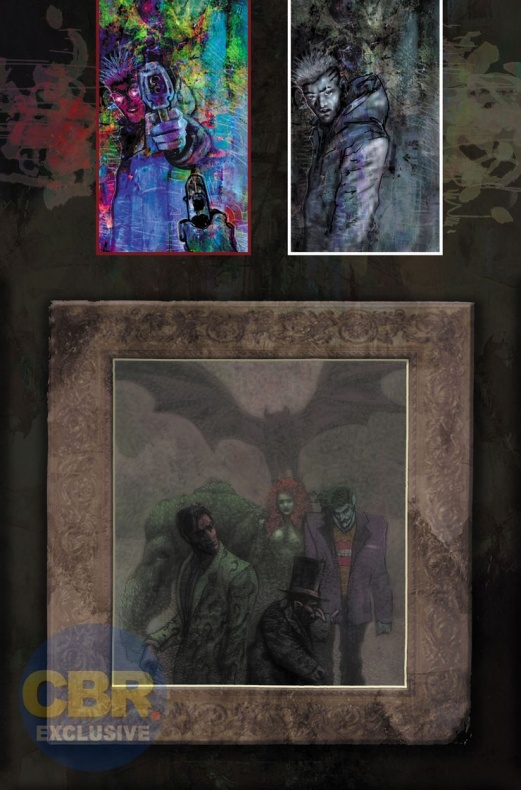 Batman: Reptilian -  DC Comics