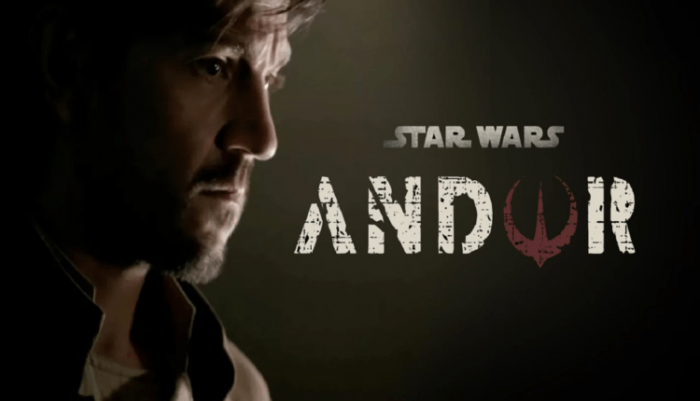 Andor - Star Wars - Disney + - Diego Luna