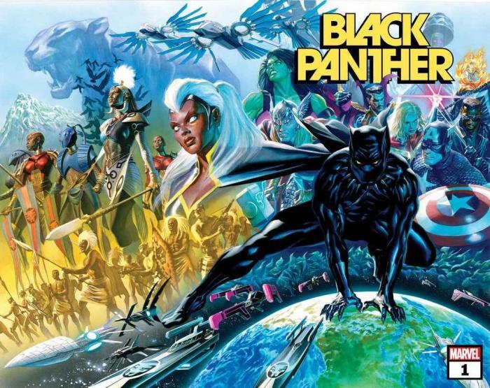 John Ridley - Black Panther