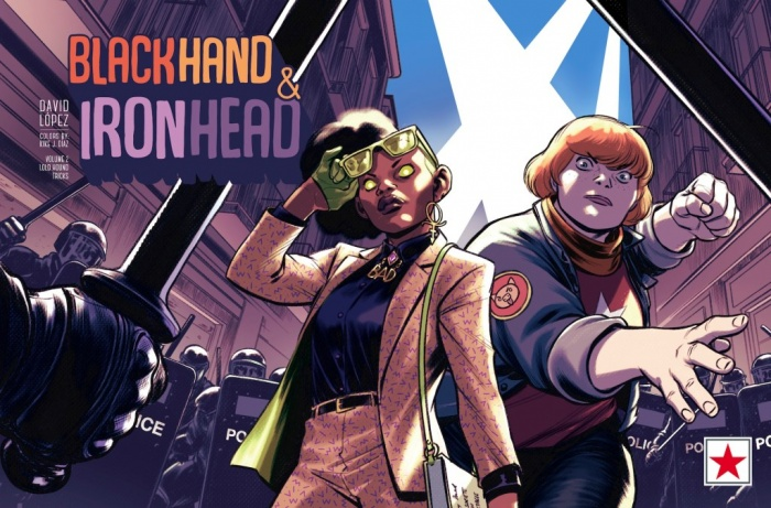 Blackhand - Ironhead - David Lopez