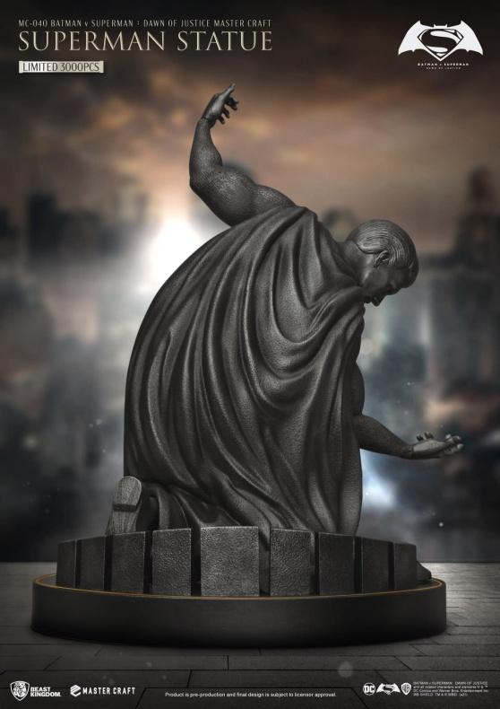 Superman - Beast Kingdom - estatua