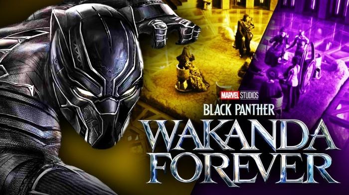 Wakanda - Forever - Black Panther