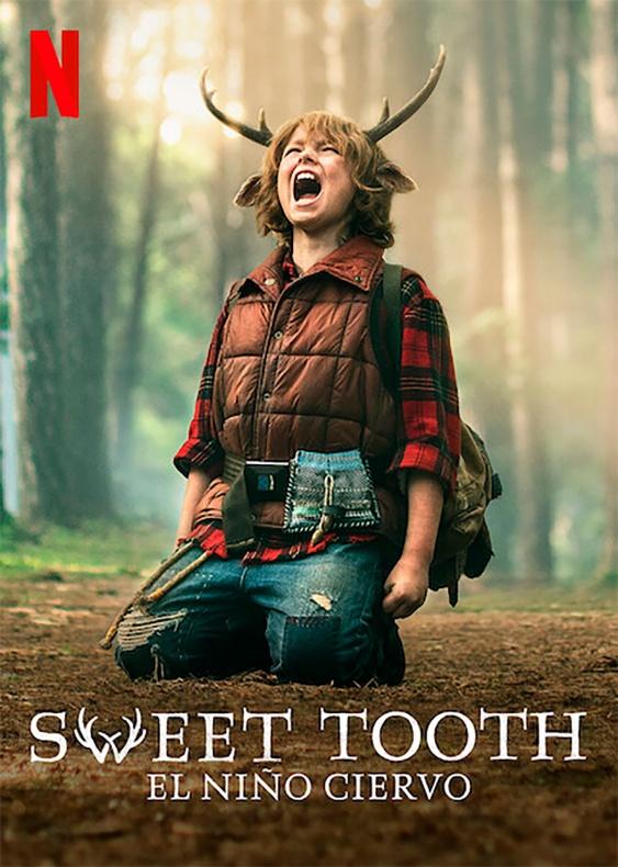 serie Sweet Tooth: El niño ciervo
