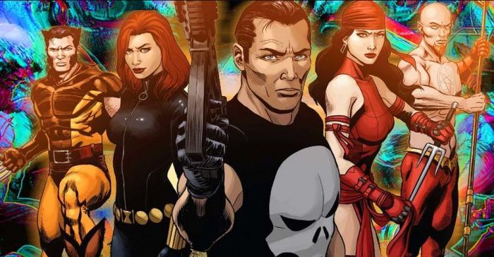 Salvajes Vengadores - Kulan Gath