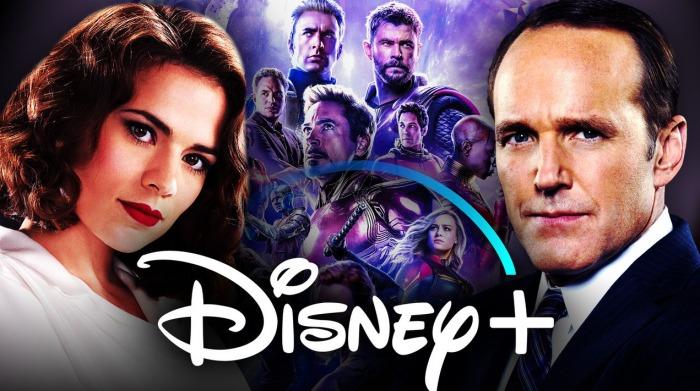 Marvel Legacy - Agentes de S.H.I.E.L.D. - Agente Carter - Disney+
