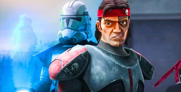 Orden 66 - La remesa mala - Star Wars - Disney + - clones