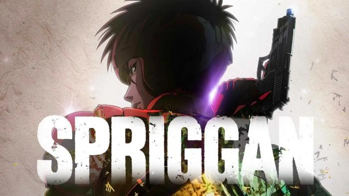 Spriggan - anime - netflix - 2021