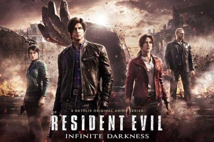 Resident Evil - oscuridad infinita
