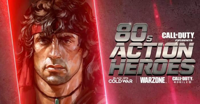 Warzone - Rambo - John Mcclane