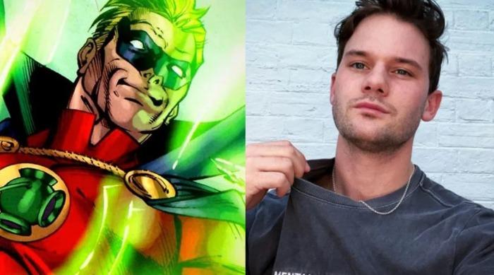 Green Lantern - Jeremy Irvine - HBO