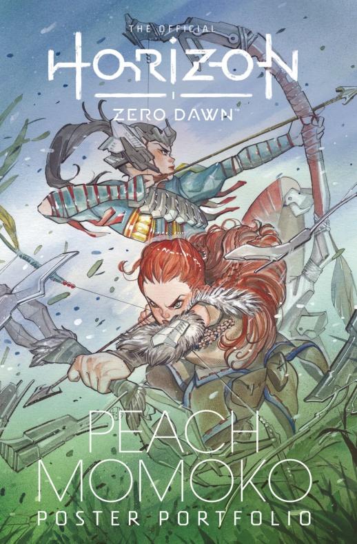 Horizon Zero Dawn Peach Momoko