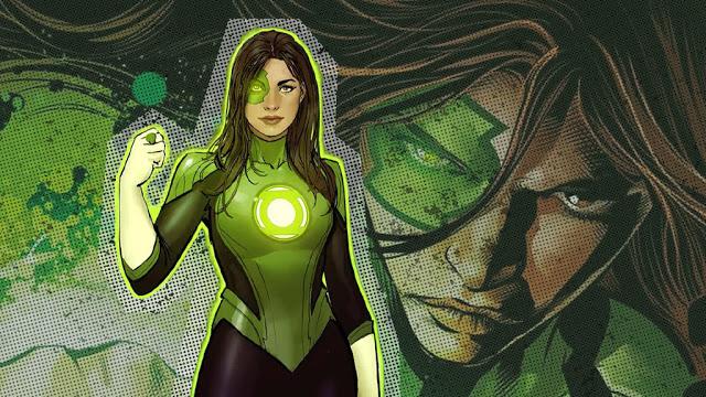 Green Lantern Annual