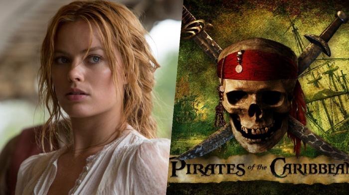 Margot Robbie Pirates of the Caribbean