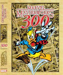 Marvel Masterworks 300